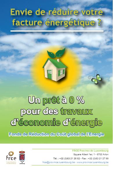 Fonds de Réduction du Coût global de l'Energie