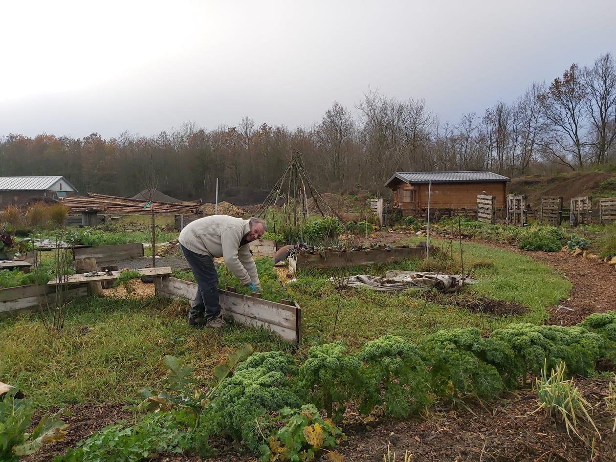 Jardin participatif de Post la saison 2021 débute