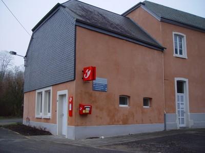 La poste site d 39 attert - Bureau de poste belgique ...