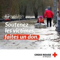 Inondations en Belgique: la Commune d'Attert soutient les nombreuses victimes des inondations
